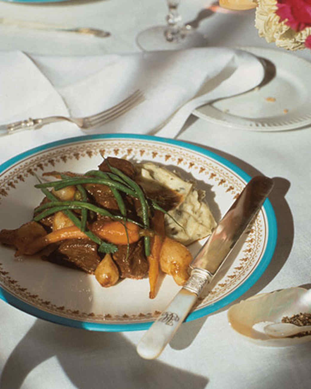 Navarin of lamb with spring vegetables recipe martha stewart for Navarin recipe