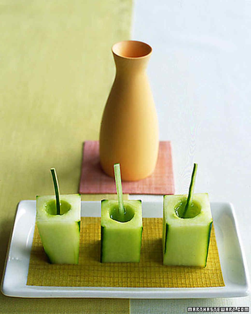 Natural Sake Cups