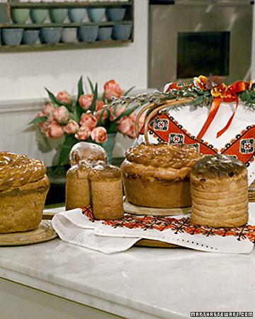 Ukrainian Easter Bread Recipe Dishmaps