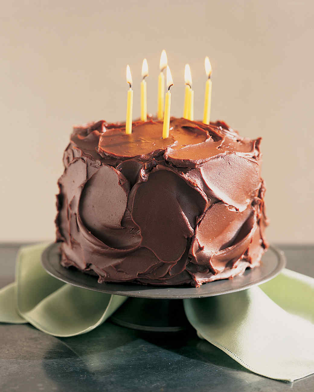 Large Chocolate Birthday Sheet Cake Recipe