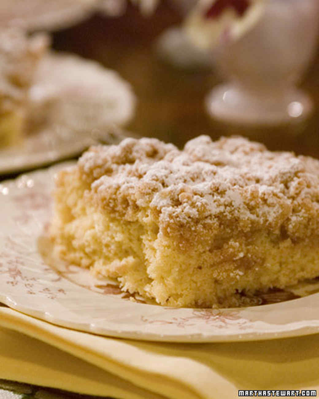 New York-Style Crumb Cake | Shauna Sever | The Next Door Baker