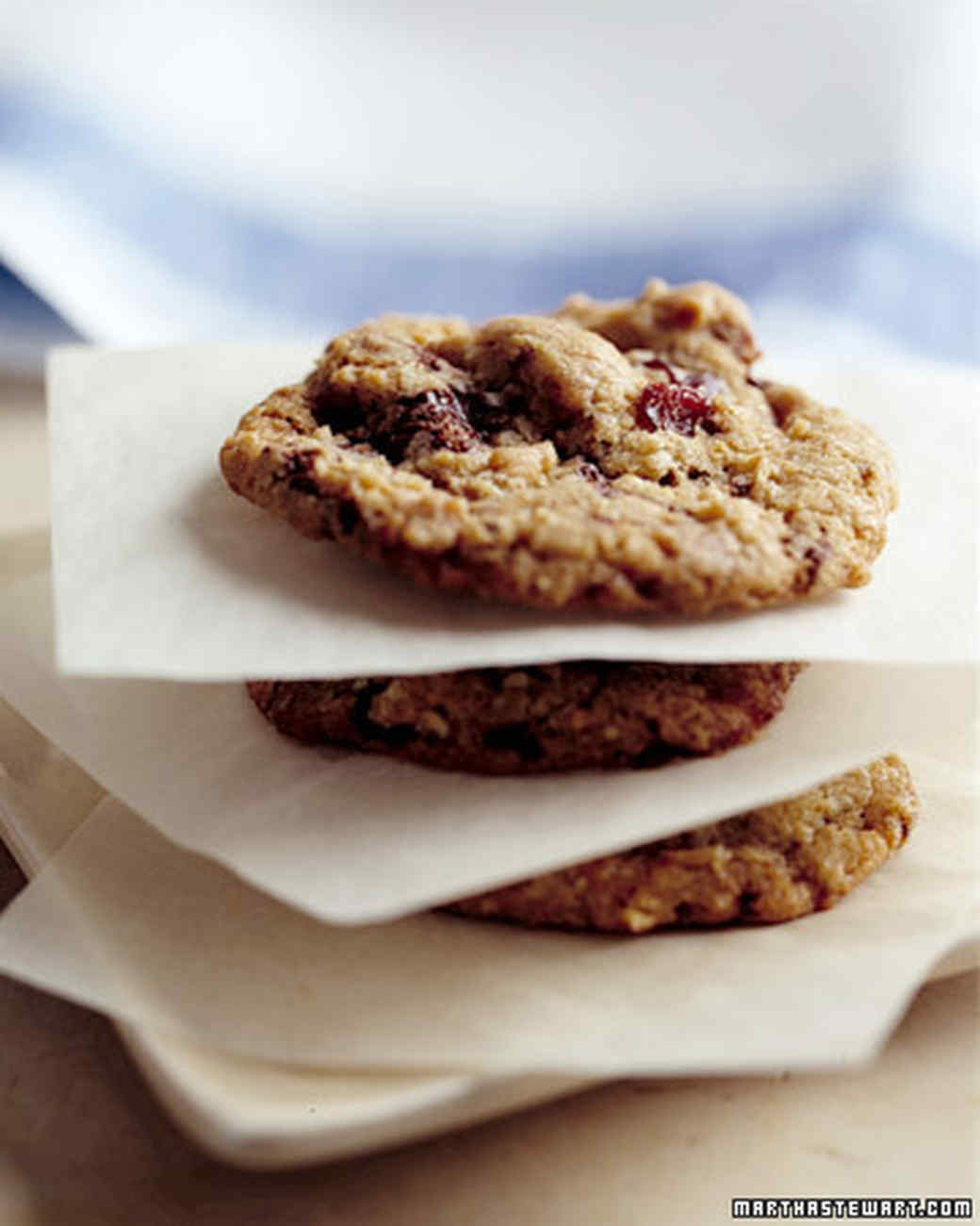 Everything But The Kitchen Sink Cookies torie's cherry chocolate-chunk cookies
