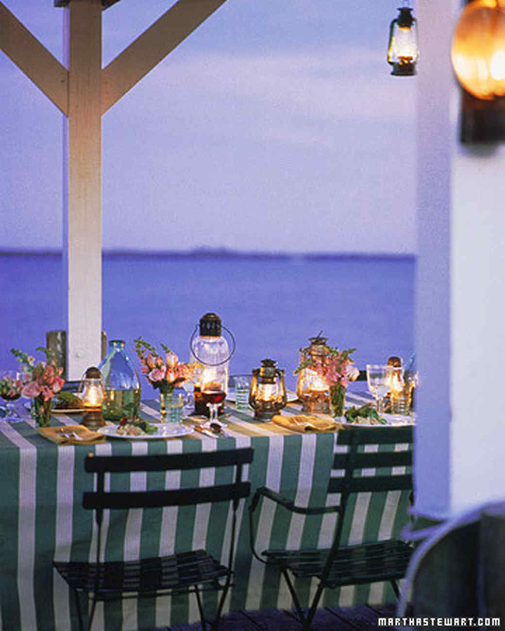 Outdoor Lighting Ideas | Martha Stewart