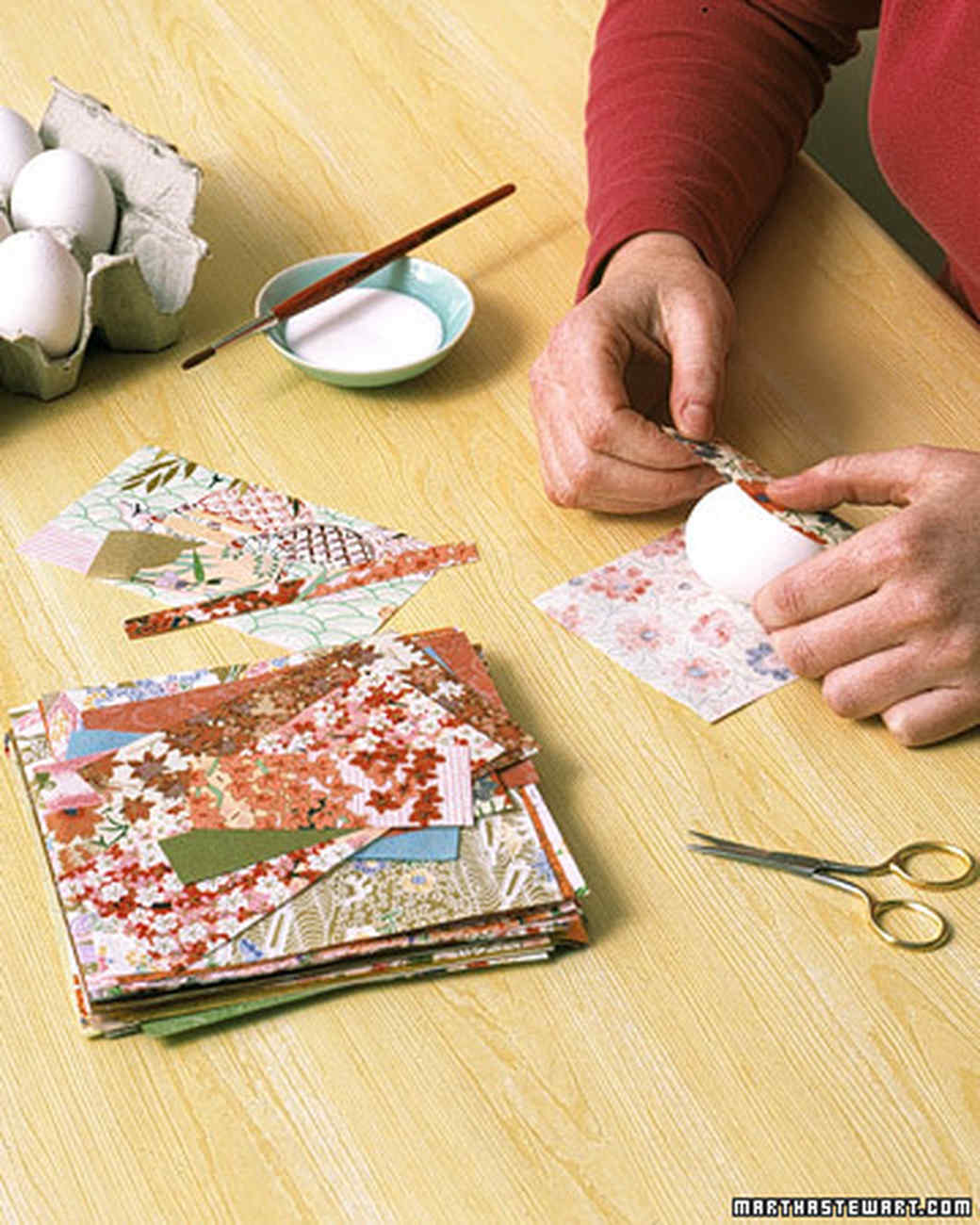 How to put scrapbook paper on wood - Introduction