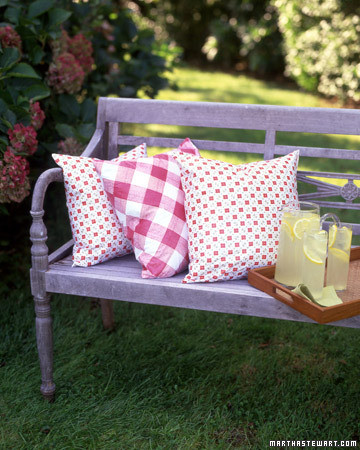 Creative Backyard Decorating Ideas Martha Stewart