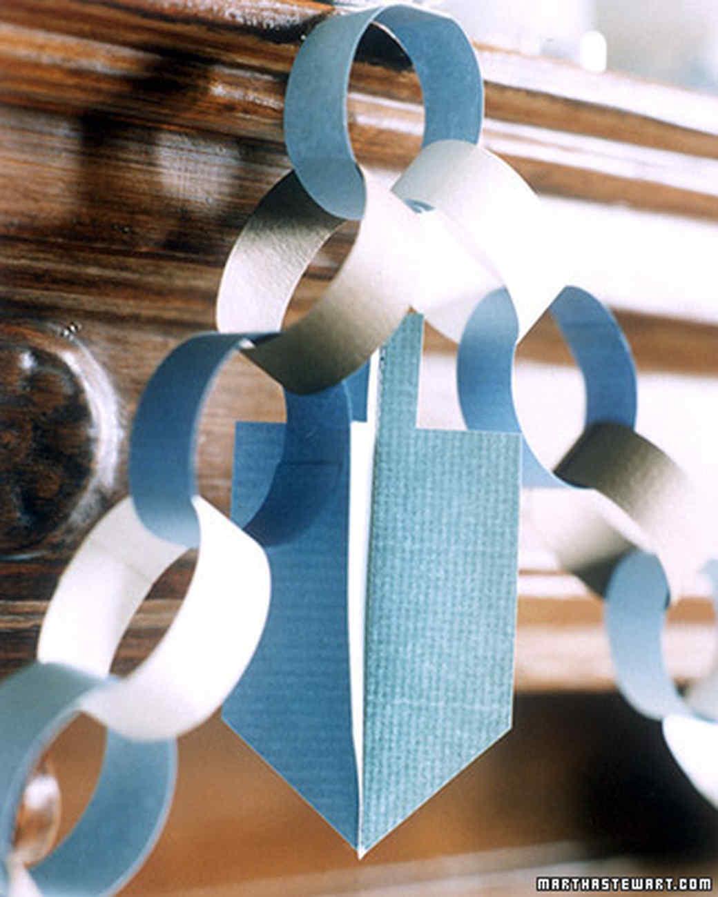 Hanukkah Crafts and Decorations
