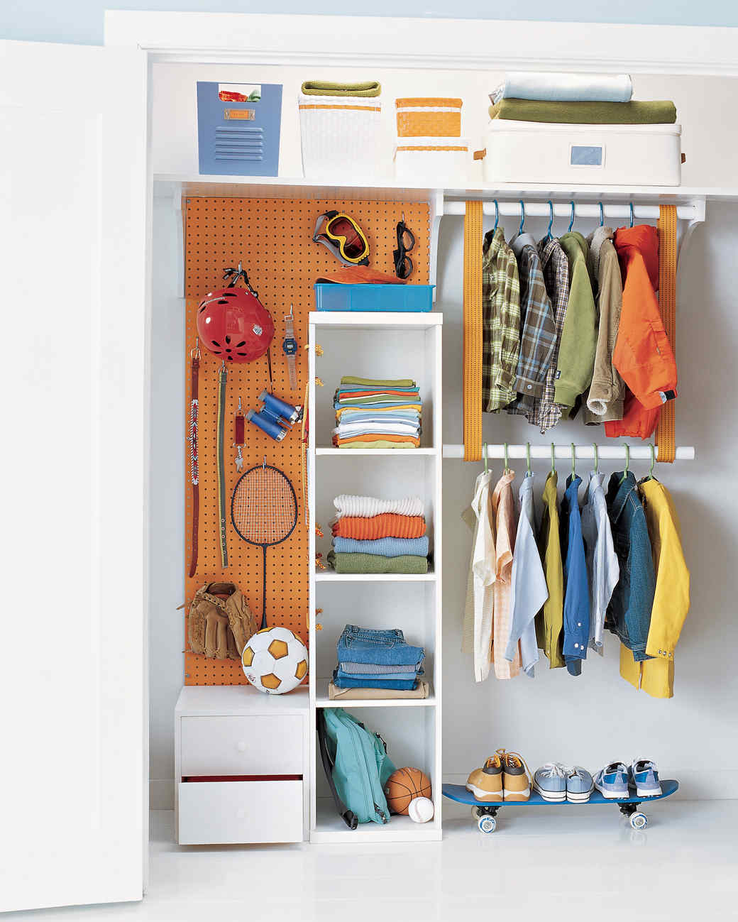 9 Organizing Solutions for Kids  Closets. 9 Organizing Solutions for Kids  Closets   Martha Stewart