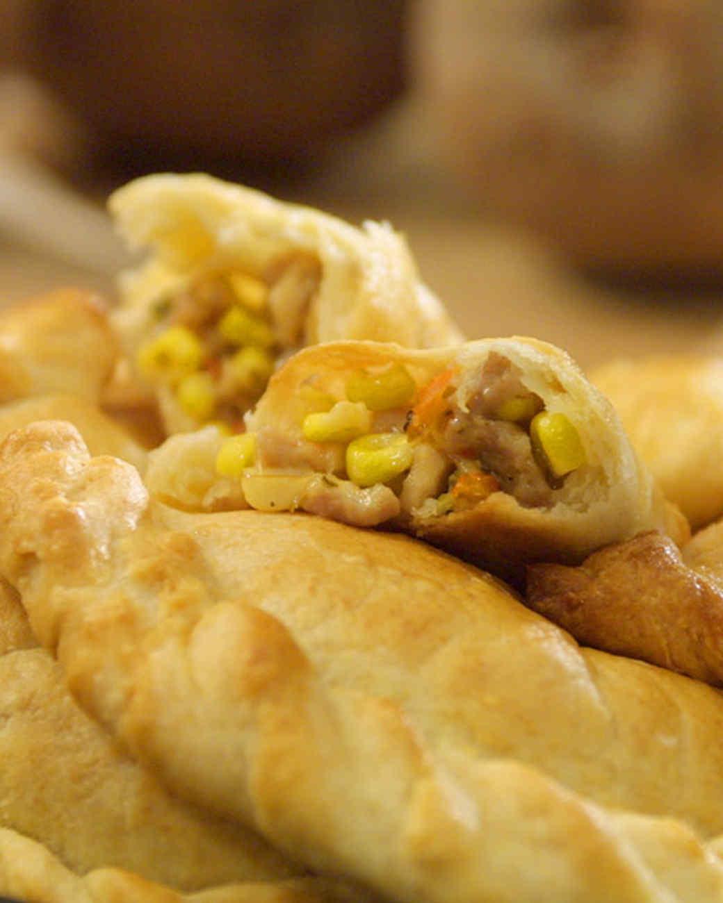 Chicken And Corn Empanadas Recipe Martha Stewart