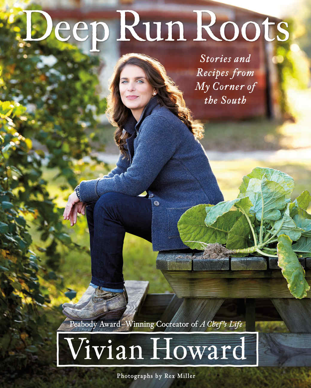 Cover of Vivian Howard's Deep Run Roots