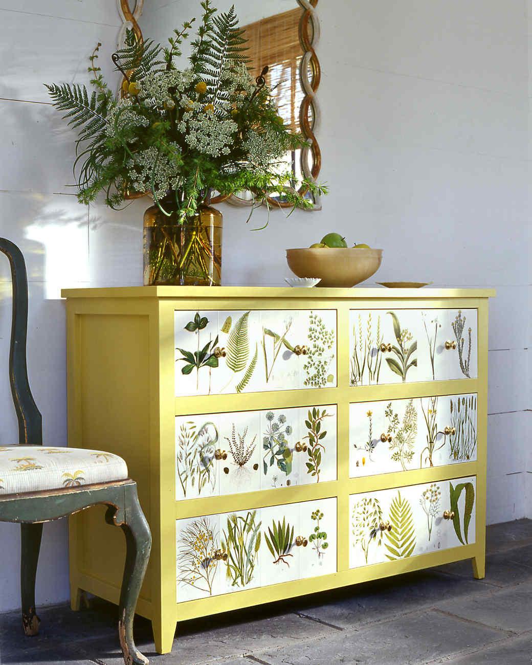 Как обновить мебель своими руками мастер