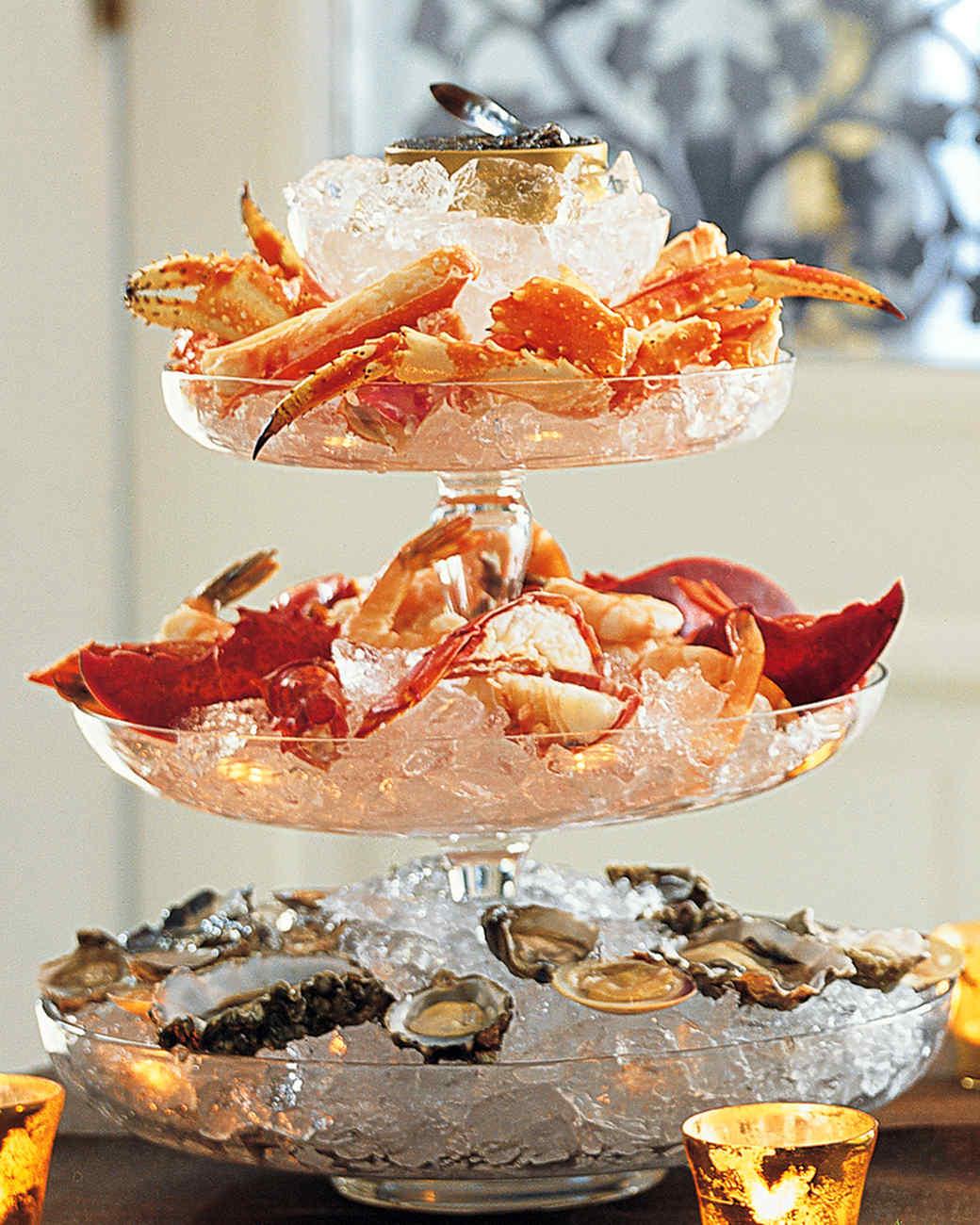 Elegant Appetizer Recipes | Martha Stewart