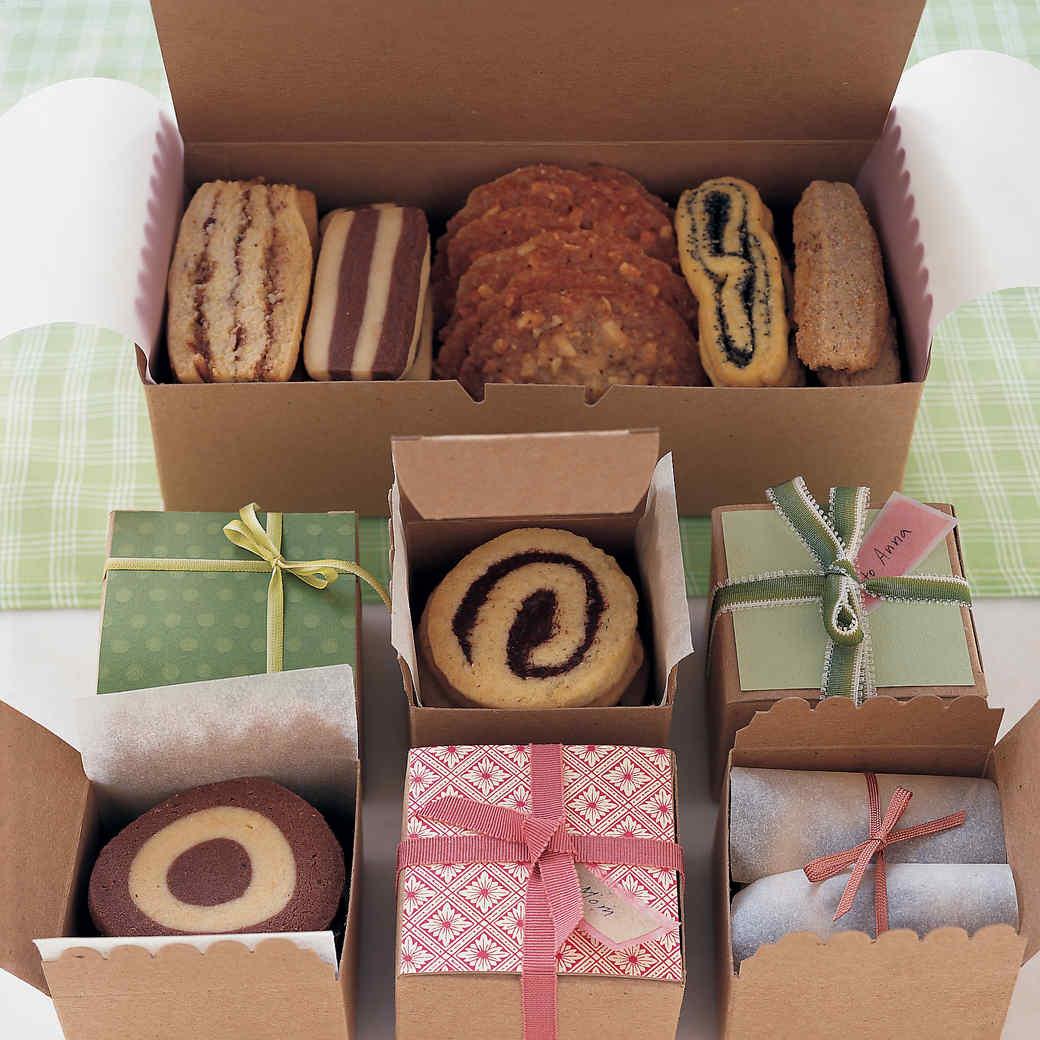Packaging Valentine Cookies