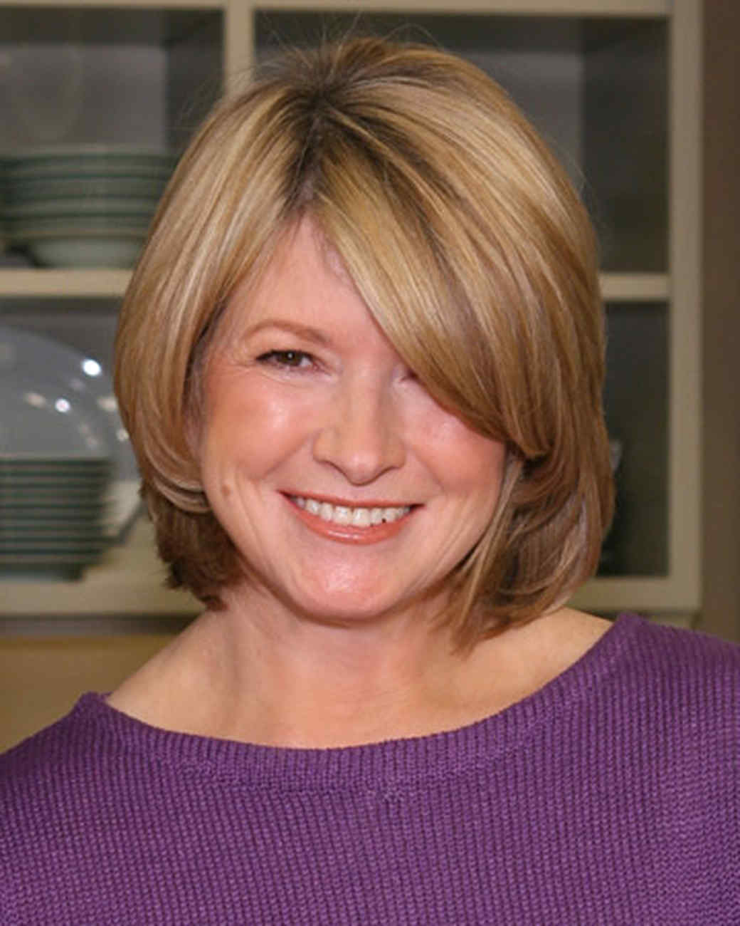 Martha Stewart Look Book Hairstyles