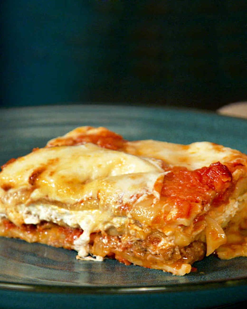 Lasagna Recipe & Video