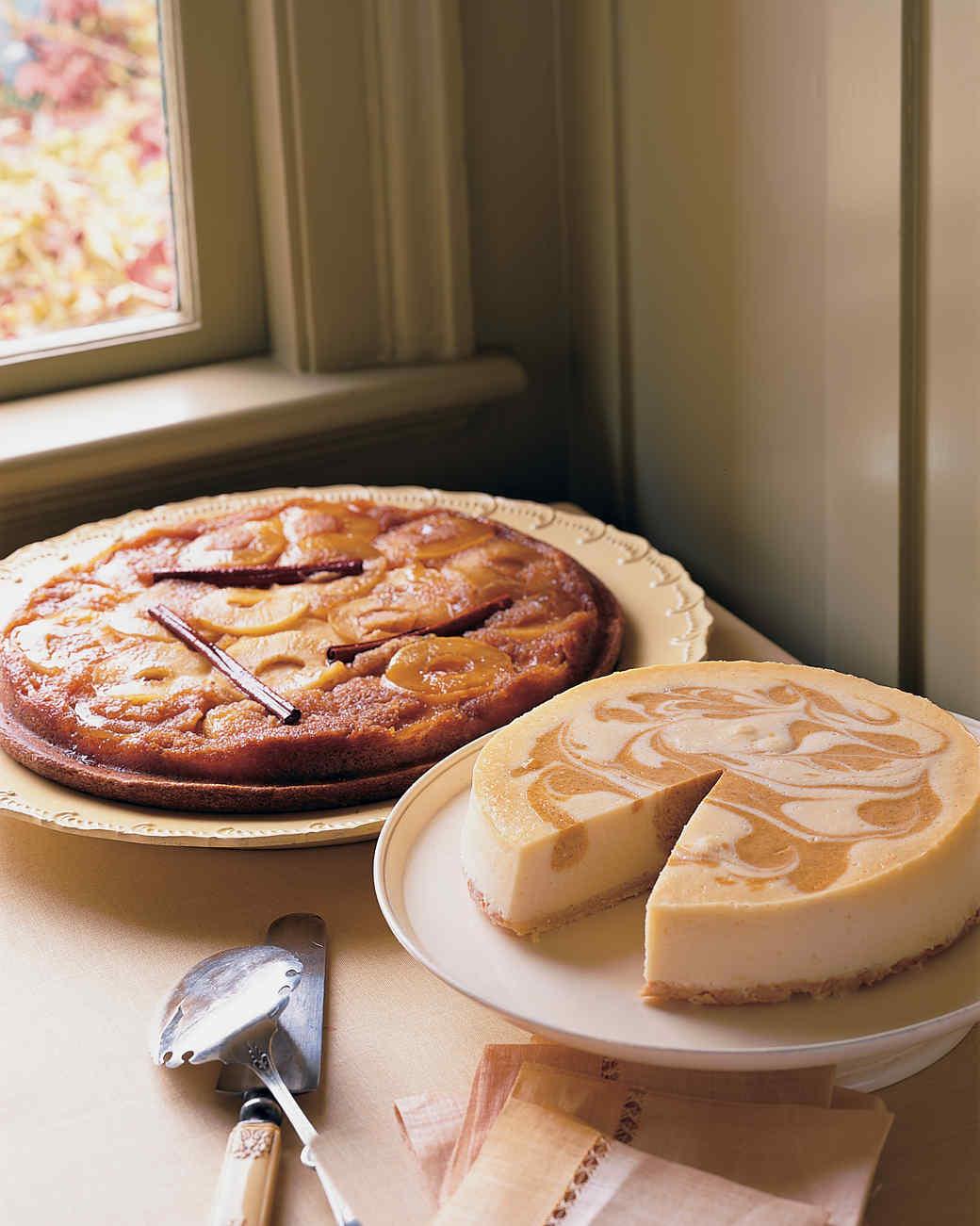 """Pumpkin Pie"""" Cheesecake"""