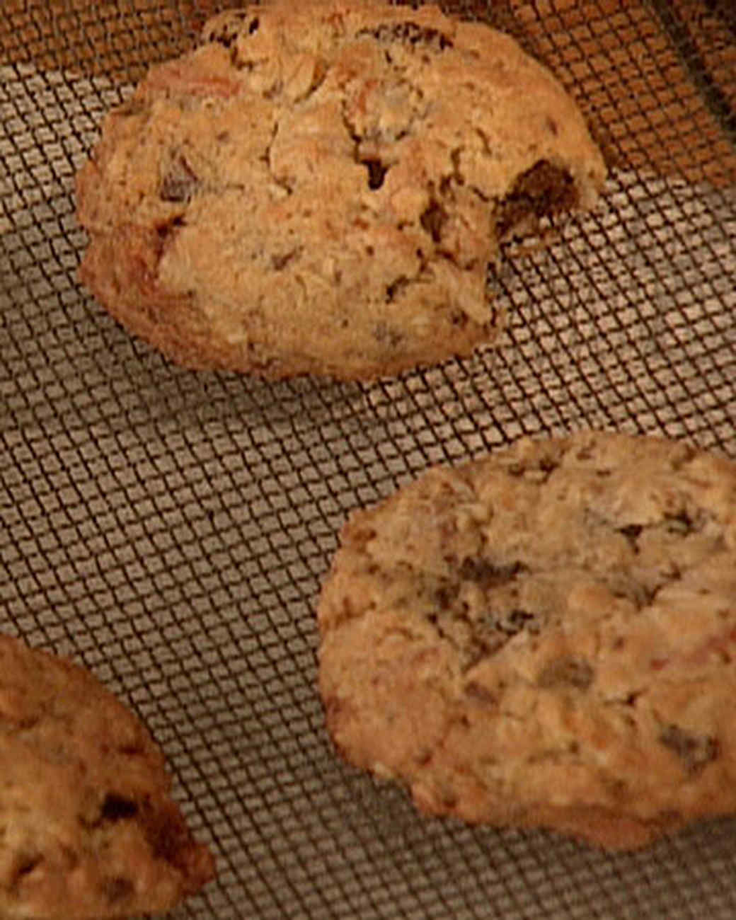 Everything but the Kitchen Sink Cookies Recipe & Video | Martha ...