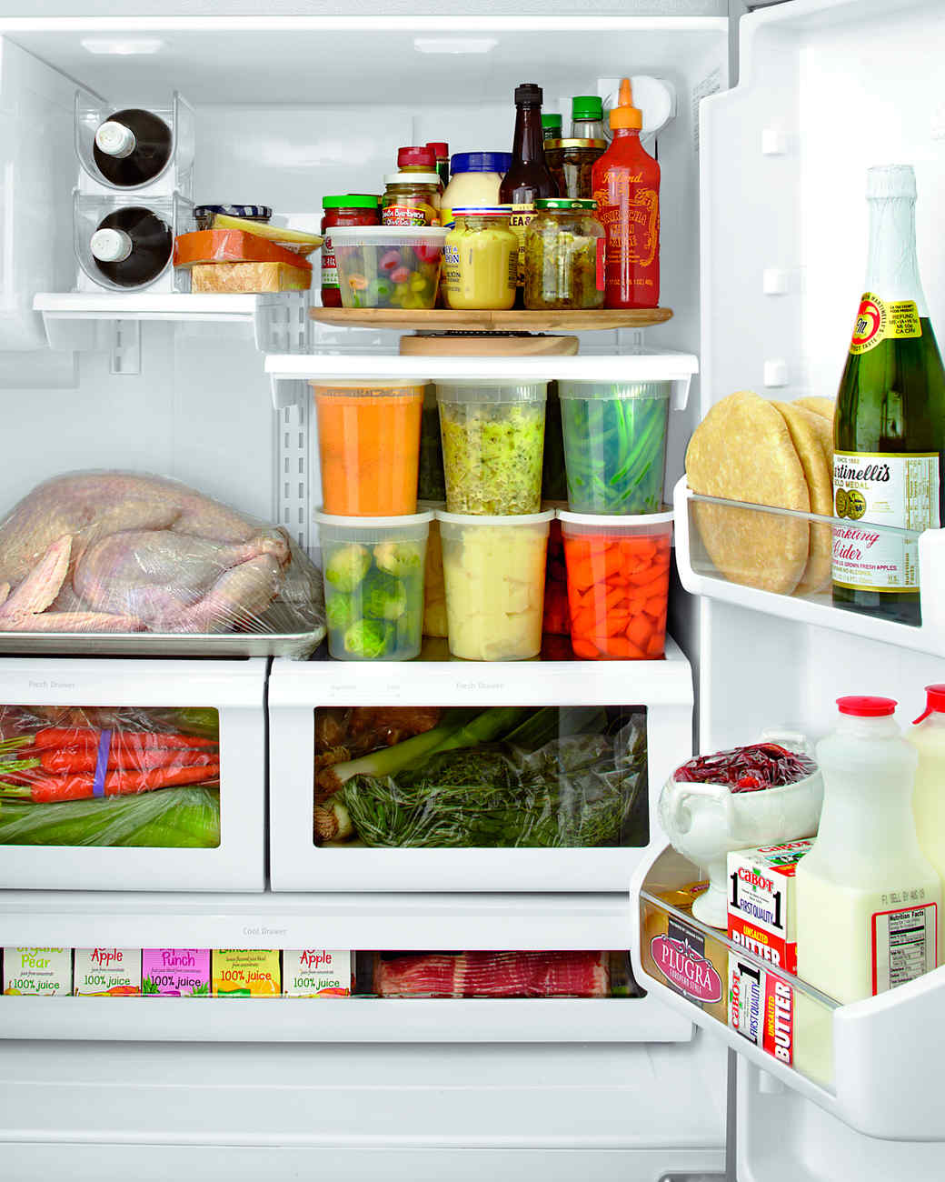 Organize Your Kitchen Cabinets In 11 Easy Steps Martha