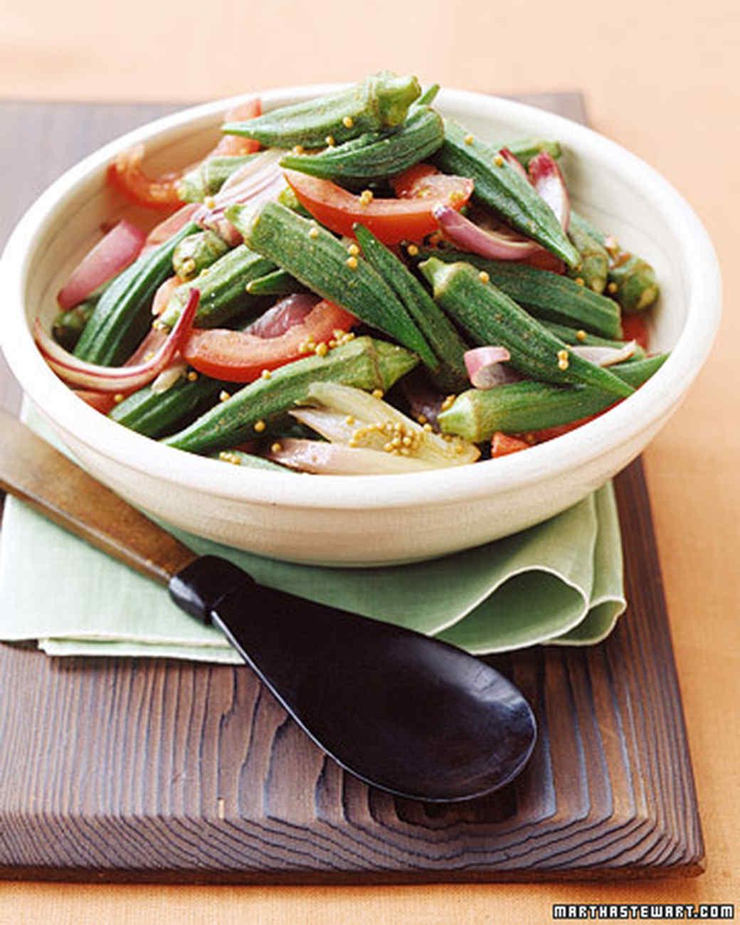 Quick Vegetable Side Dish Recipes | Martha Stewart