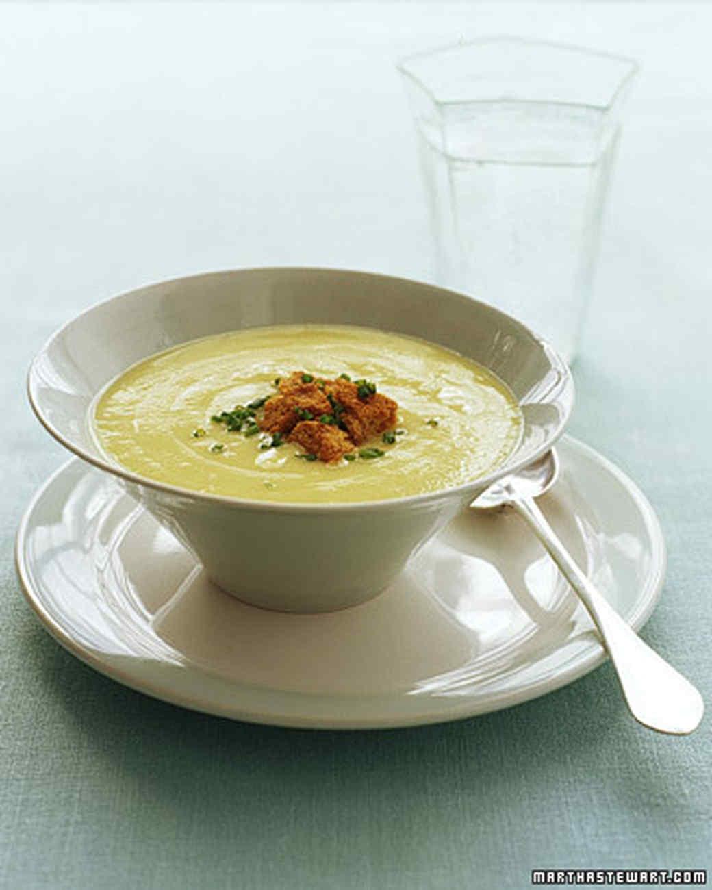 Buttermilk Squash Soup