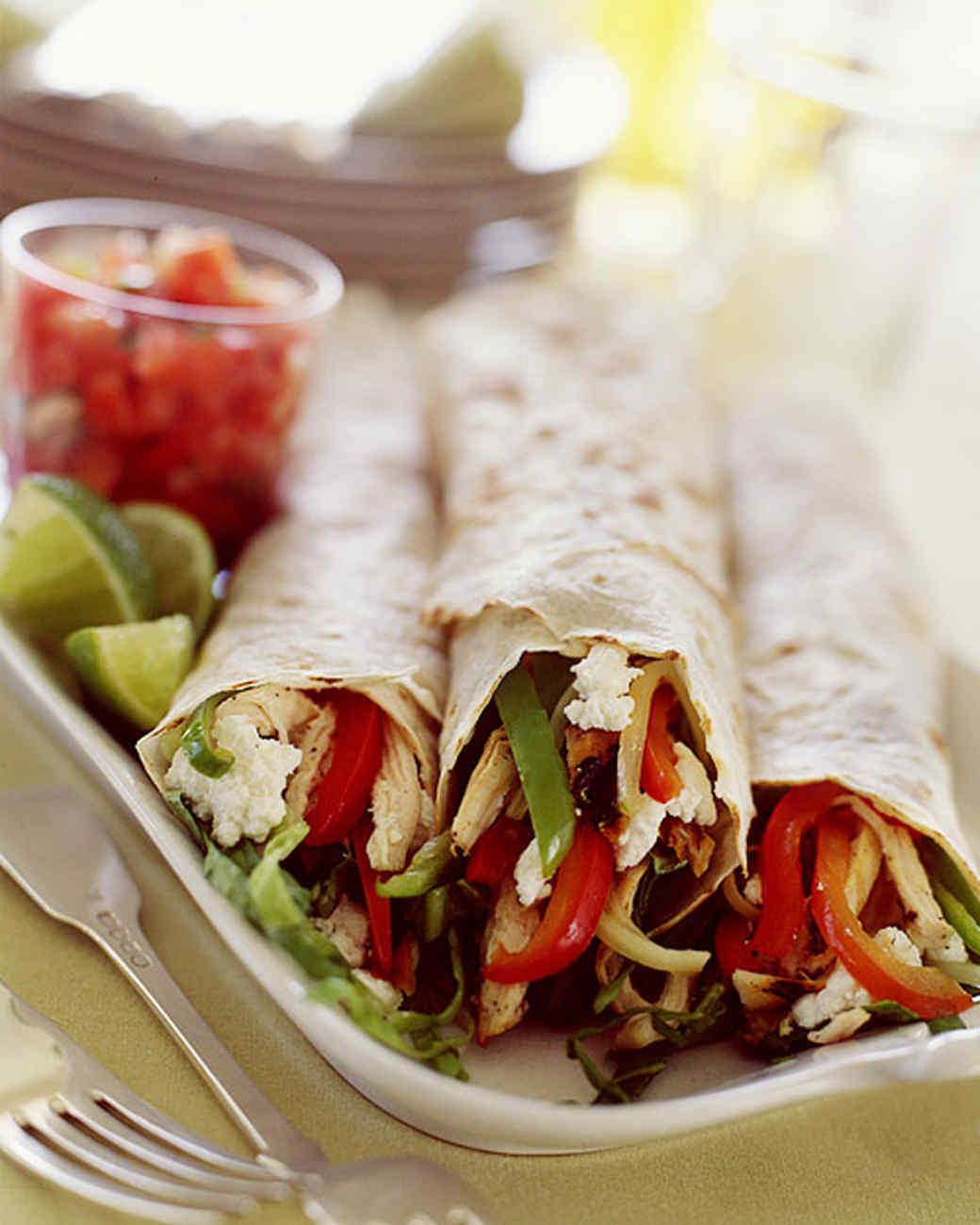 Summer Burrito