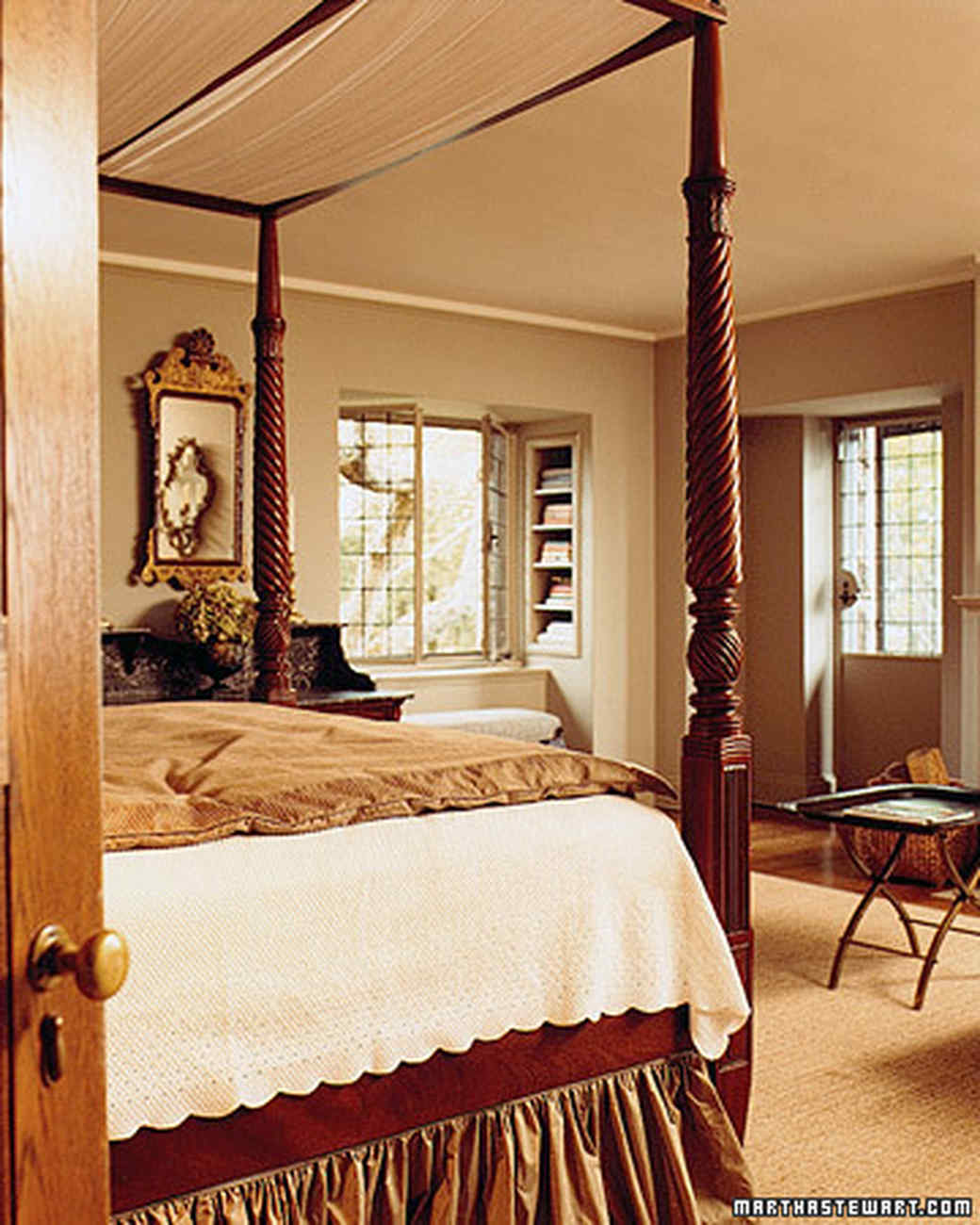 Bedroom Decorating Ideas Earth Tones bedroom decorating ideas | martha stewart