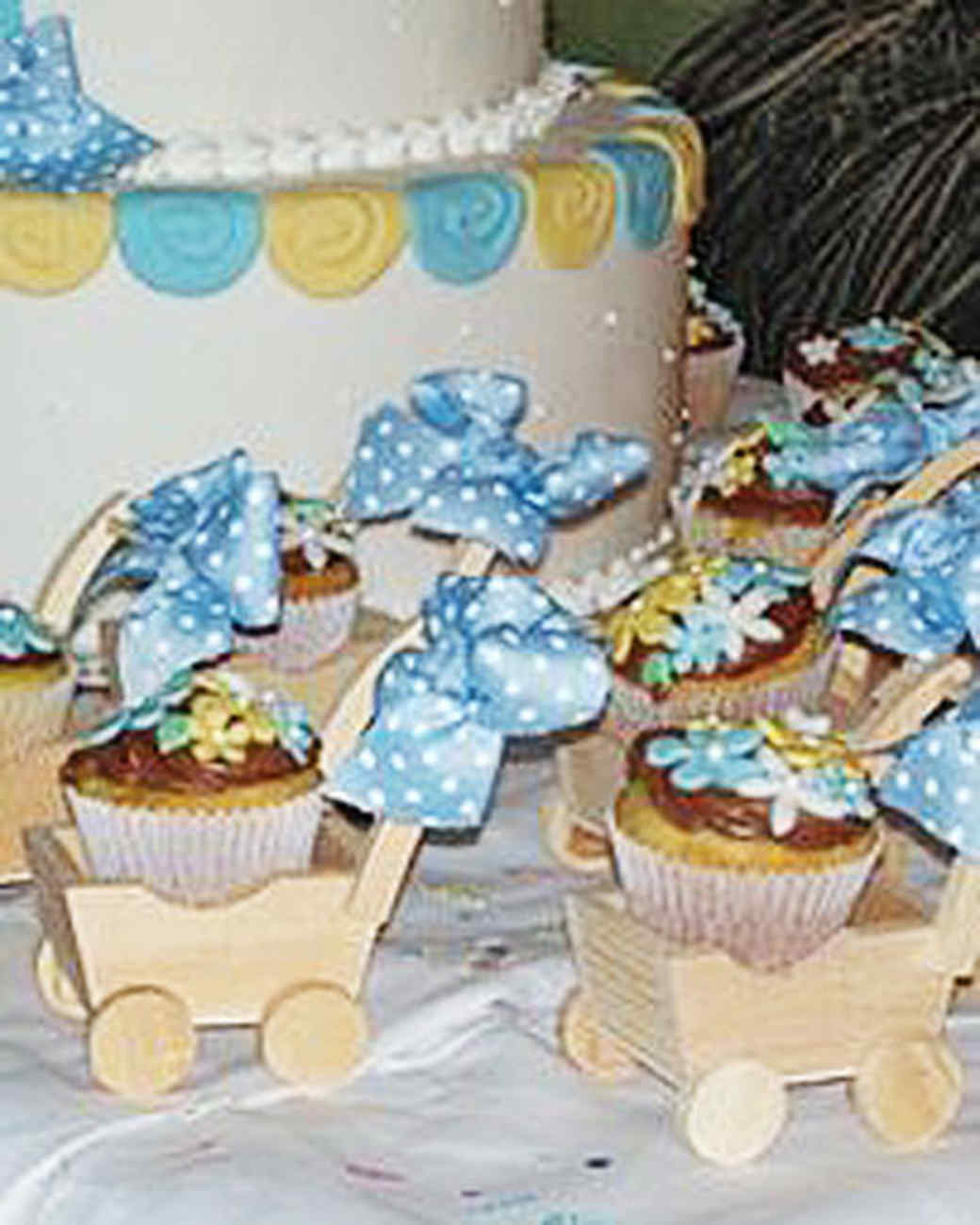 Your best baby shower cupcakes martha stewart - Baby shower decorations martha stewart ...