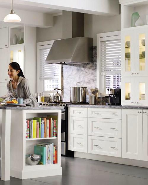 Wonderful Martha Stewart Living Kitchen Designs From The Home Depot | Martha Stewart