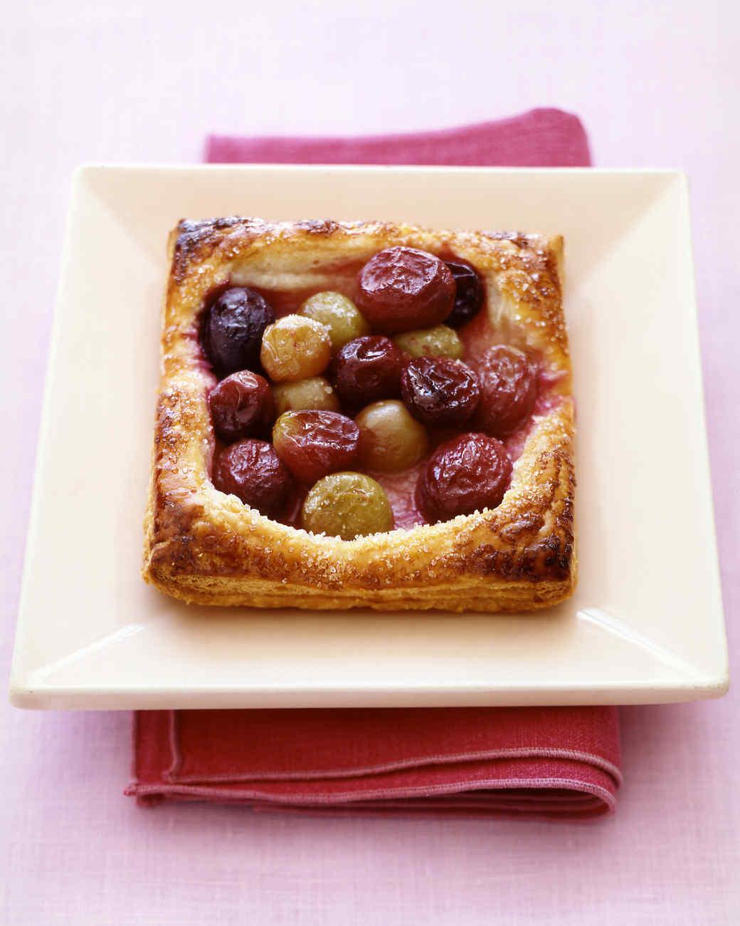 Grape Recipes | Martha Stewart