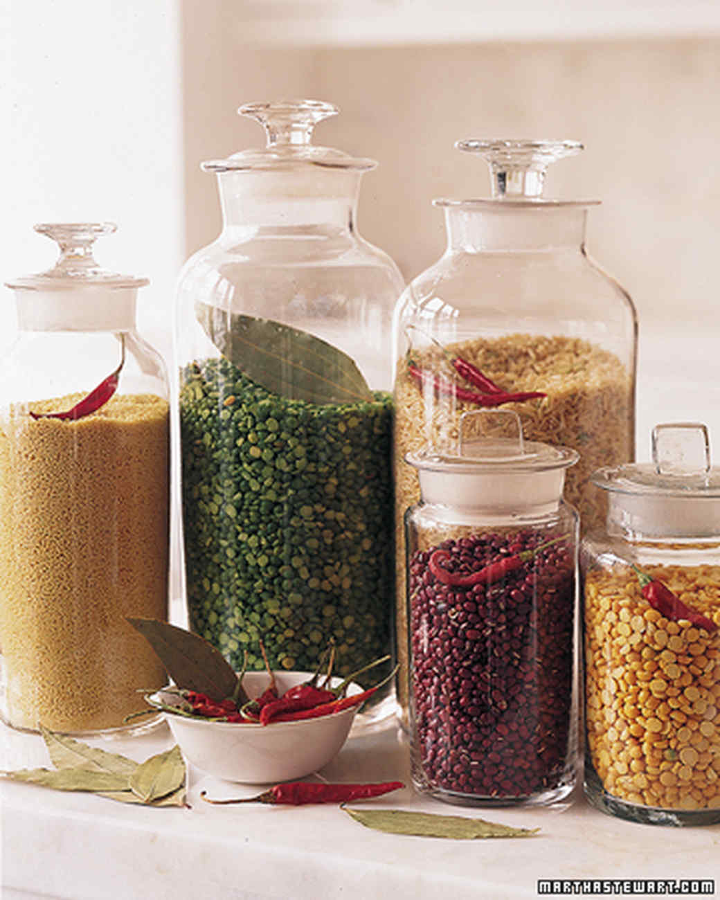 Pantry Labels Martha Stewart: 10 Best Pantry Storage Ideas