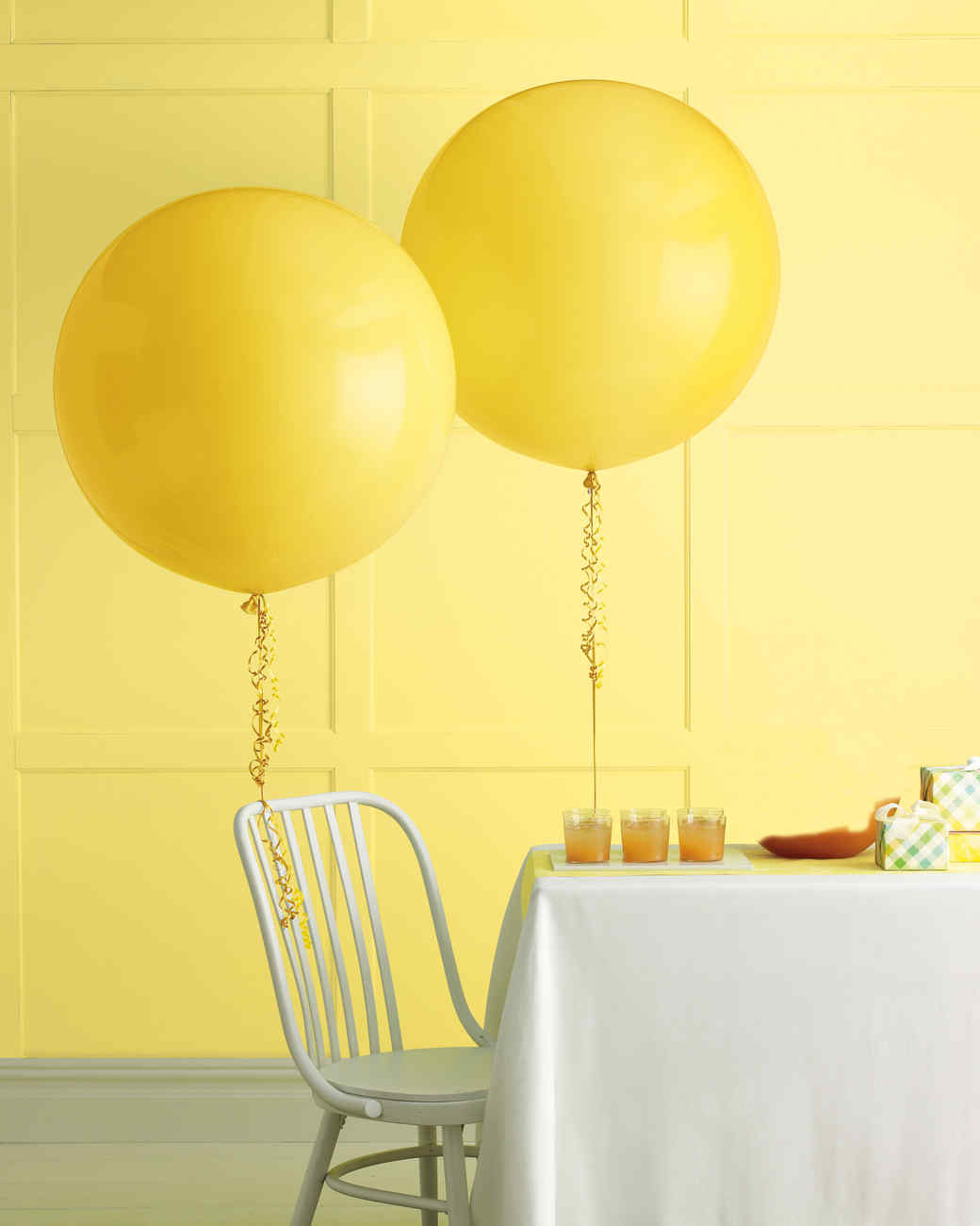 MarthaCelebrations Lemon Party