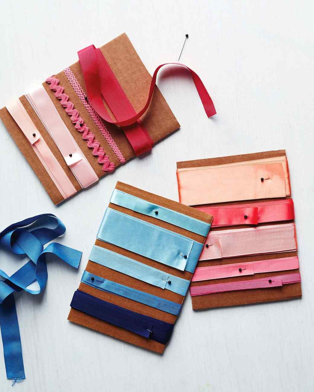 12 genius ways to organize your craft supplies martha for Ways to organize craft supplies