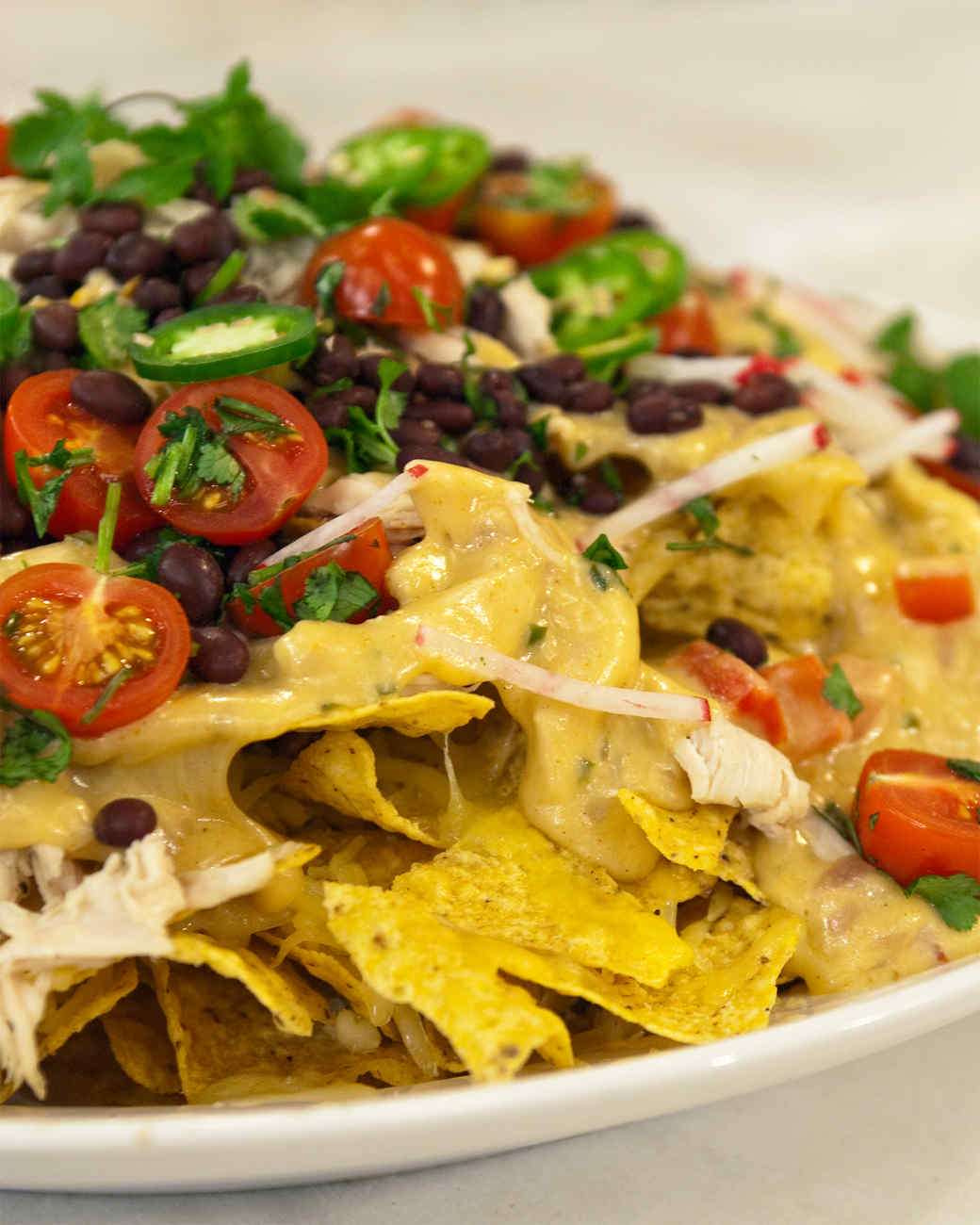 Nachos Supremo Recipe & Video
