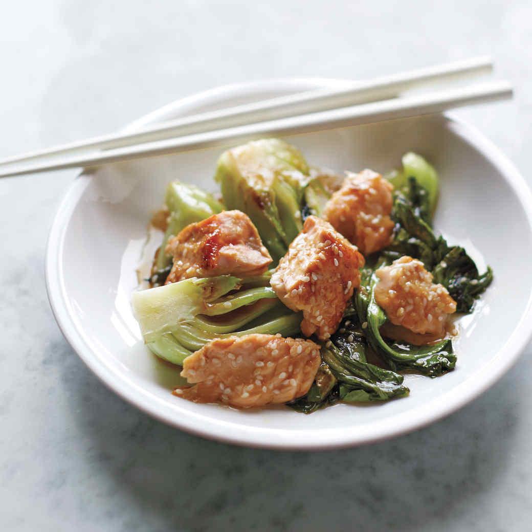 Yuzu-Glazed Salmon