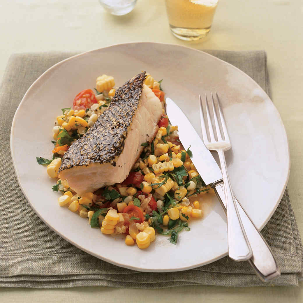 Bass Dishes to Add to Your Seafood Menu