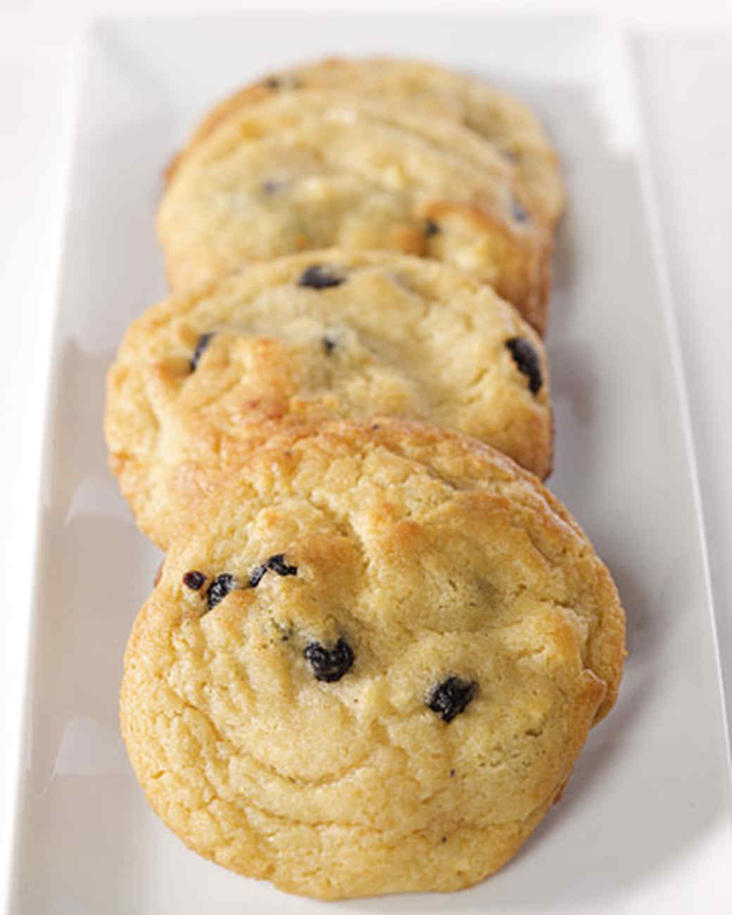 Blueberry-and-Cream Cookies Recipe & Video