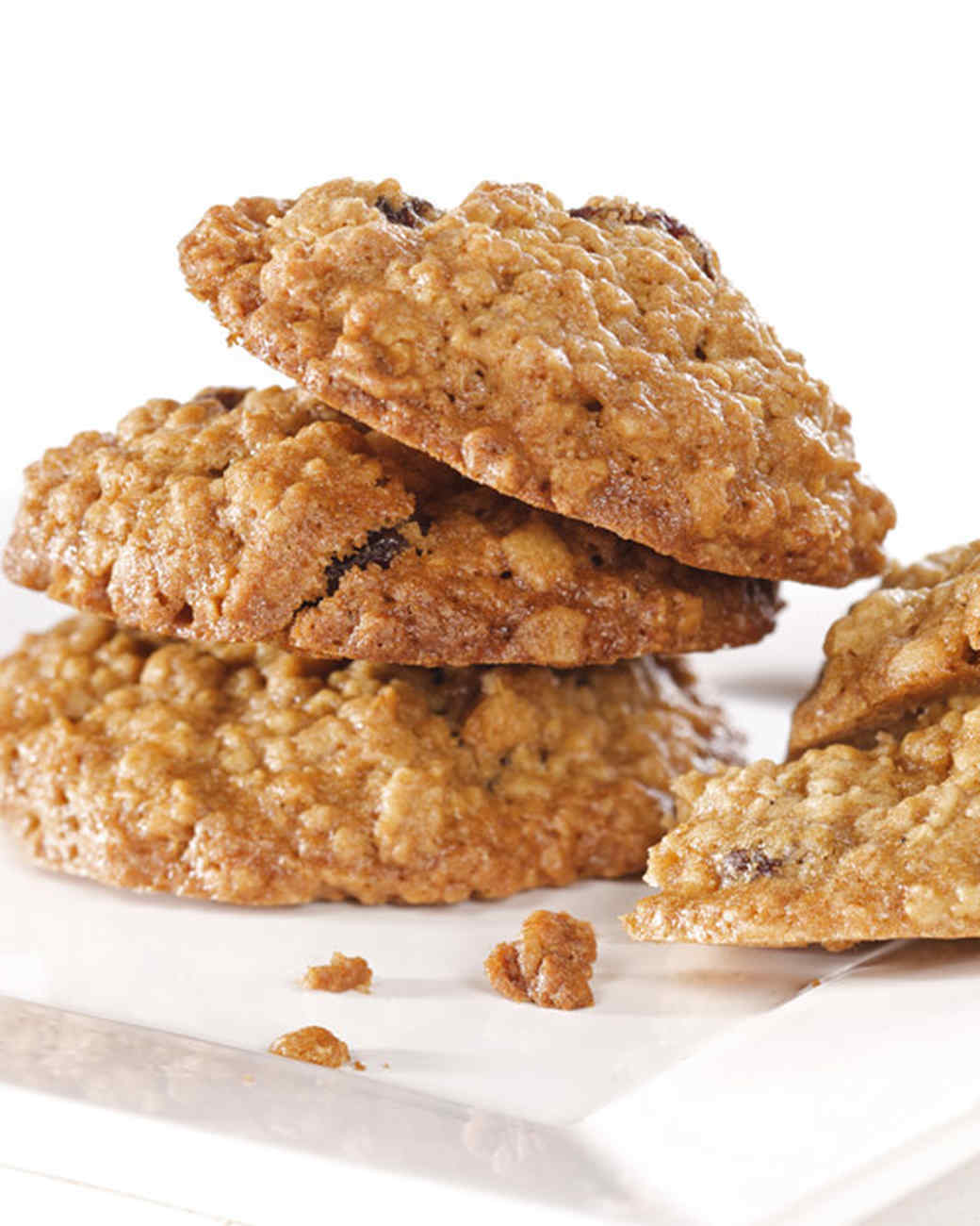 Oatmeal Raisin Cookies Recipe & Video | Martha Stewart