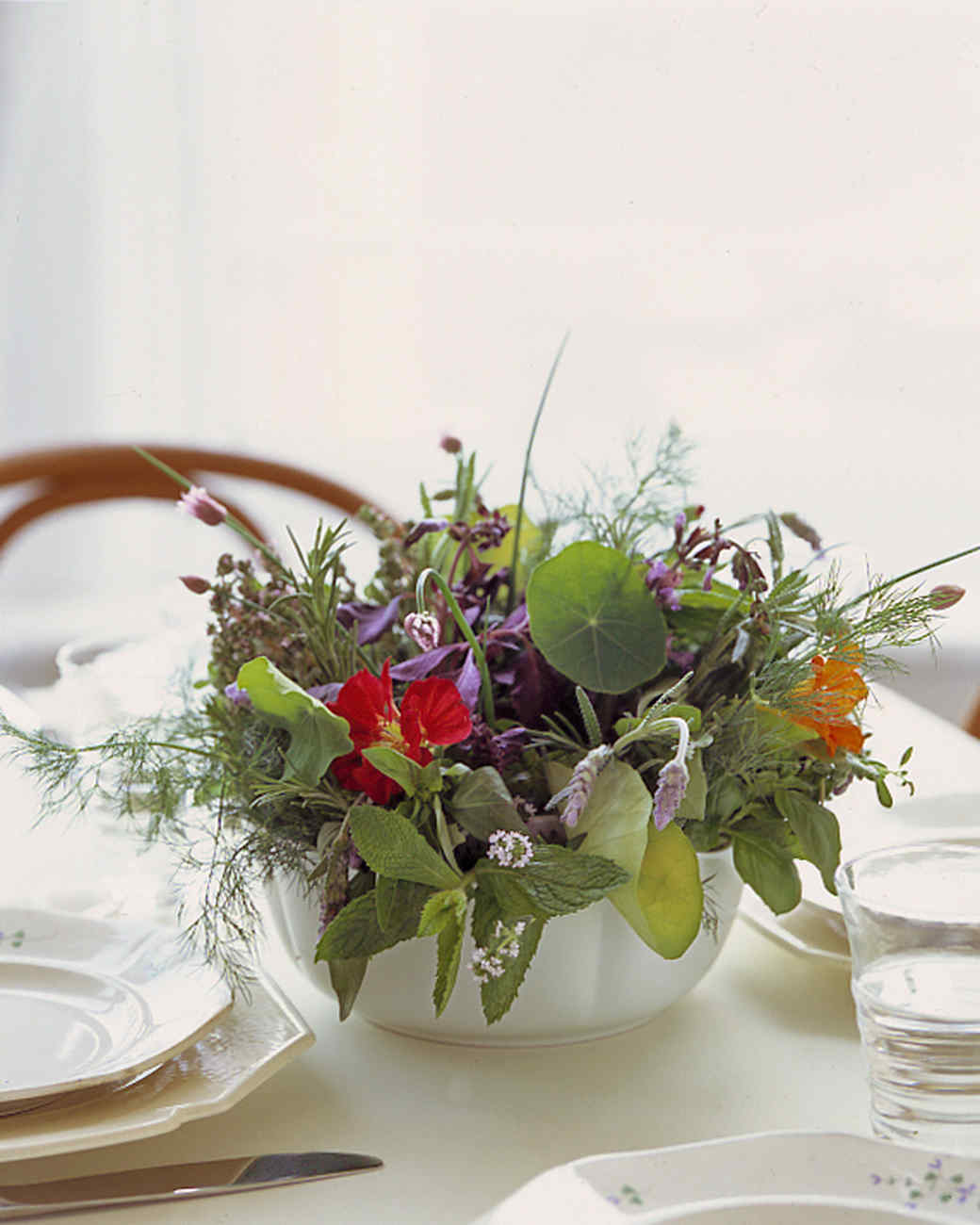Outdoor Party Centerpieces Martha Stewart