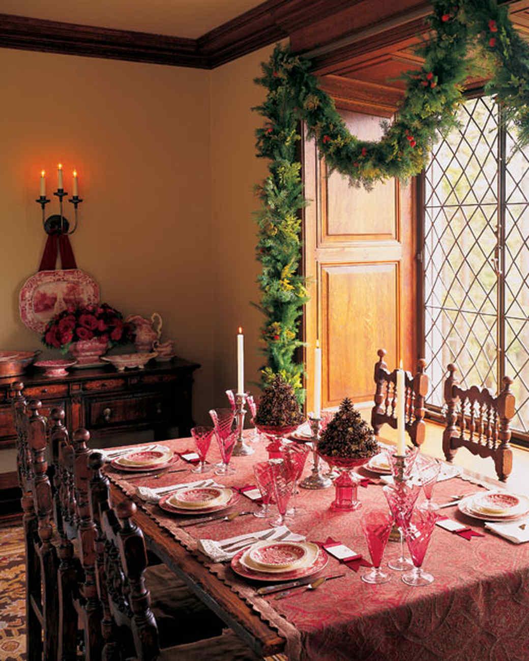 Martha s Holiday Decorating Ideas