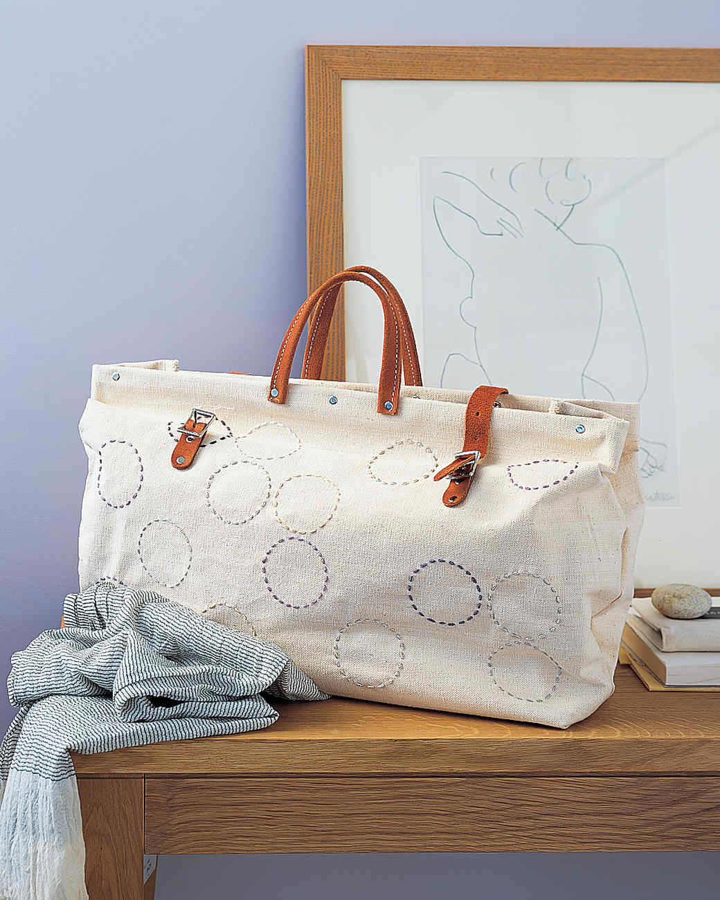 Sewing Project Fabric Basket Tutorial: Tote Bag And Purse Sewing Projects