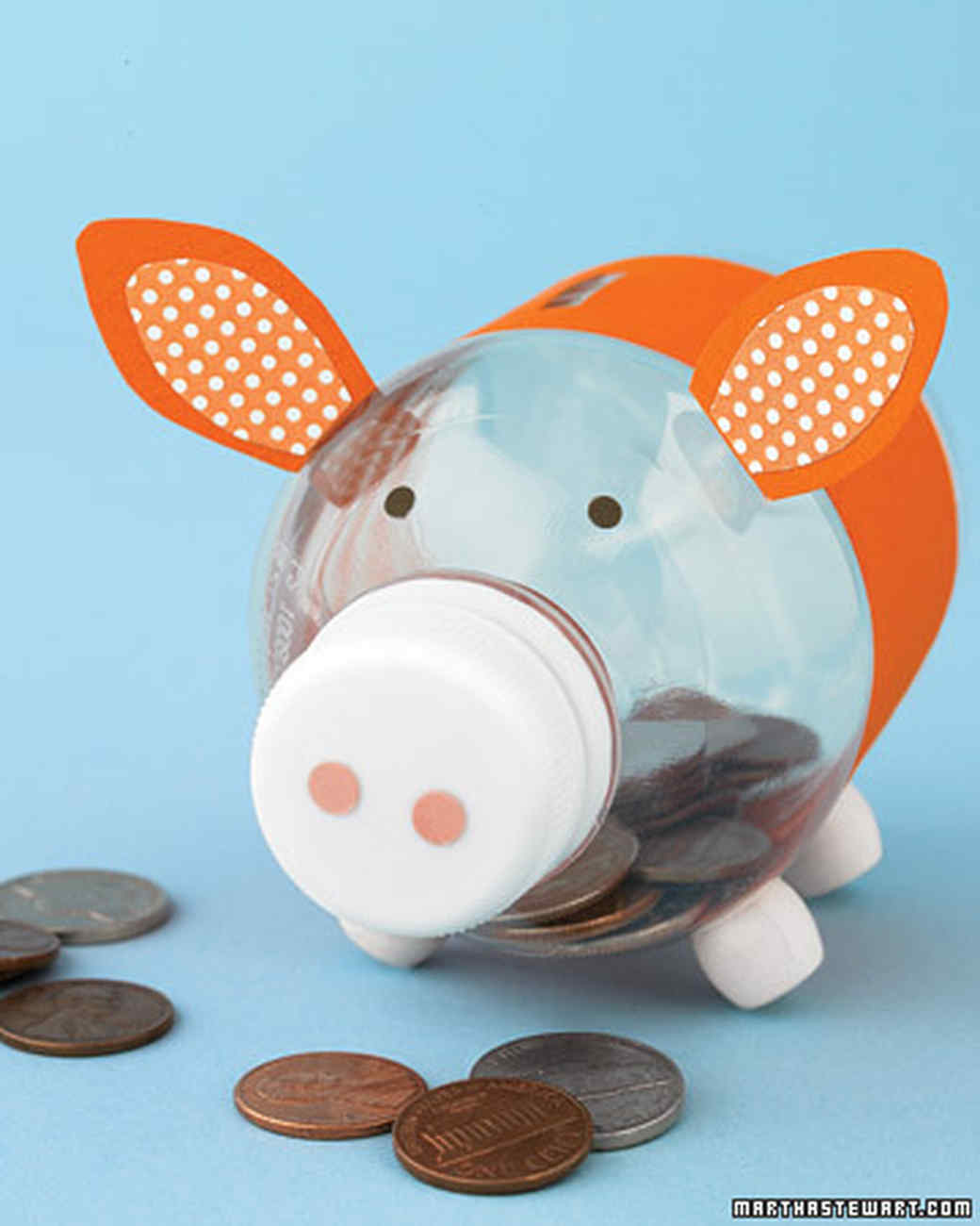 good things piggy bank