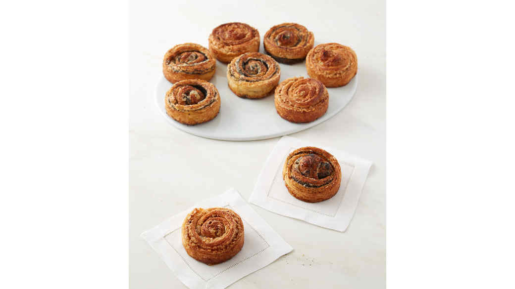 Poppy-Seed Snails