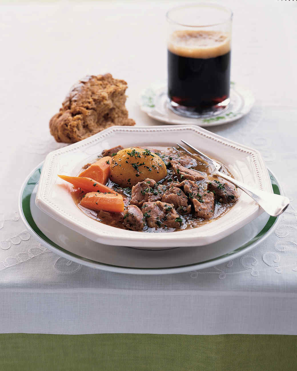 No Corned Beef and Cabbage Here! What do the Irish Eat on St. Patrick's Day?