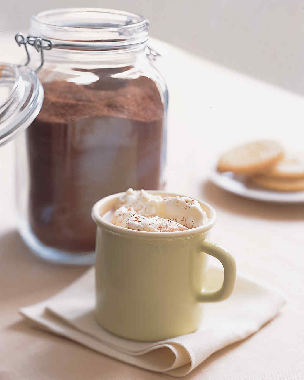 What To Add To Cocoa Powder To Make Hot Chocolate