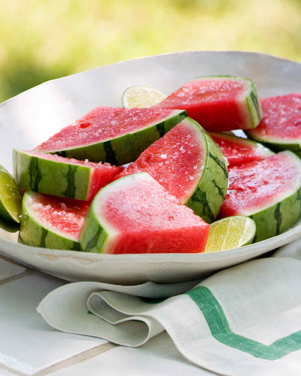 watermelon tray