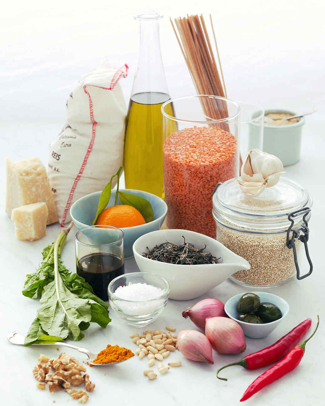 Spring Clean for Cleaner Eating