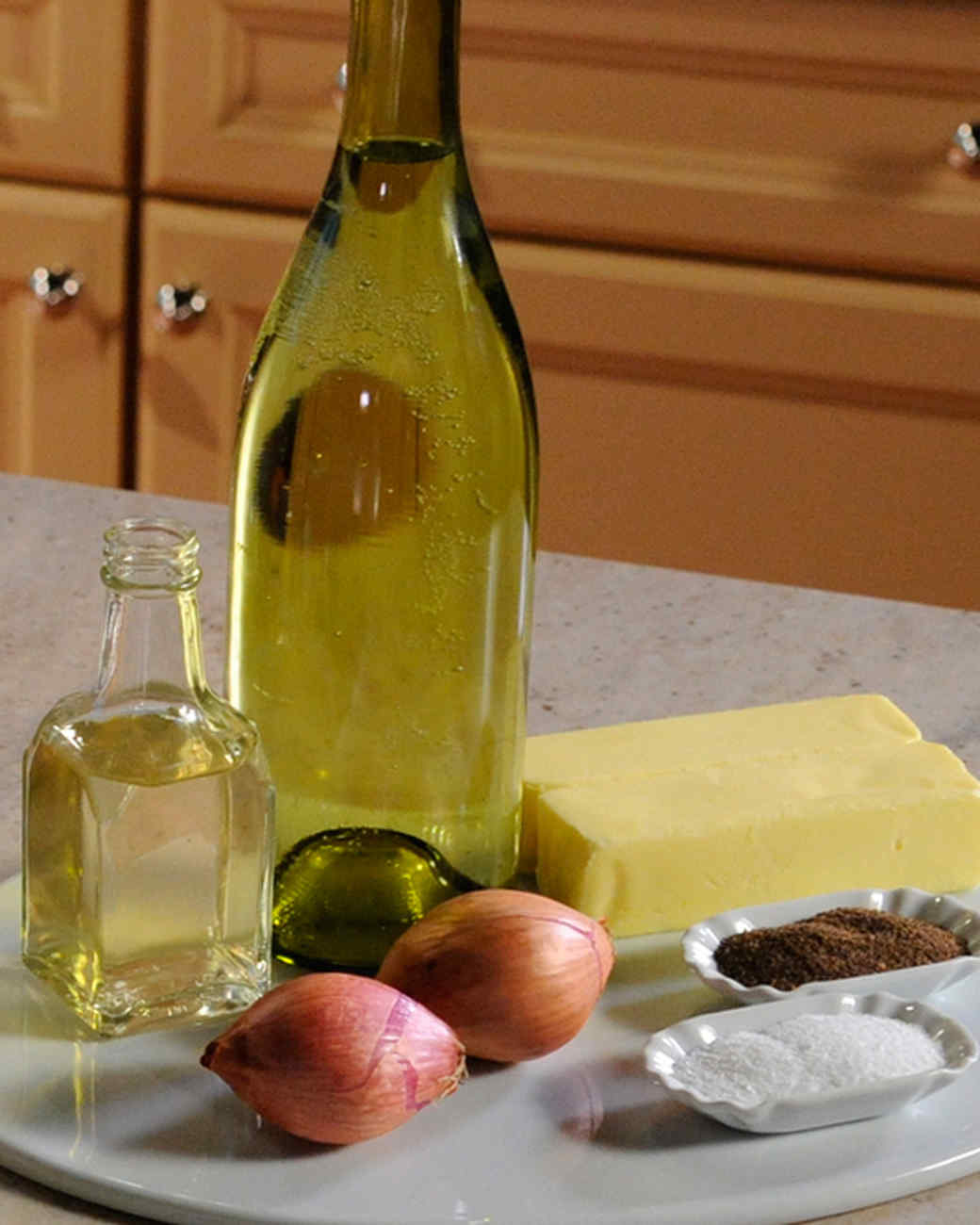 Classic Beurre Blanc Recipe: Beurre Blanc Recipe & Video
