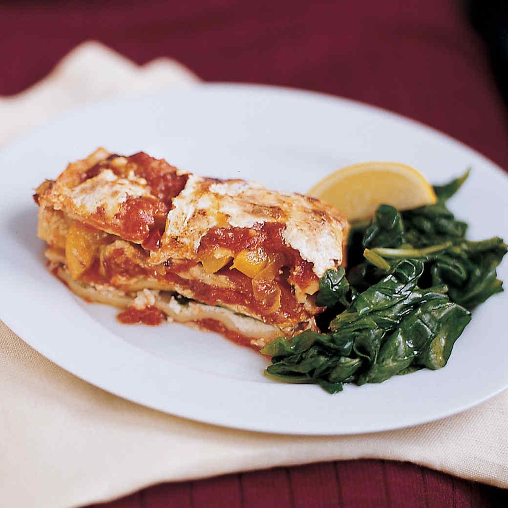 Meaghan's Lasagna