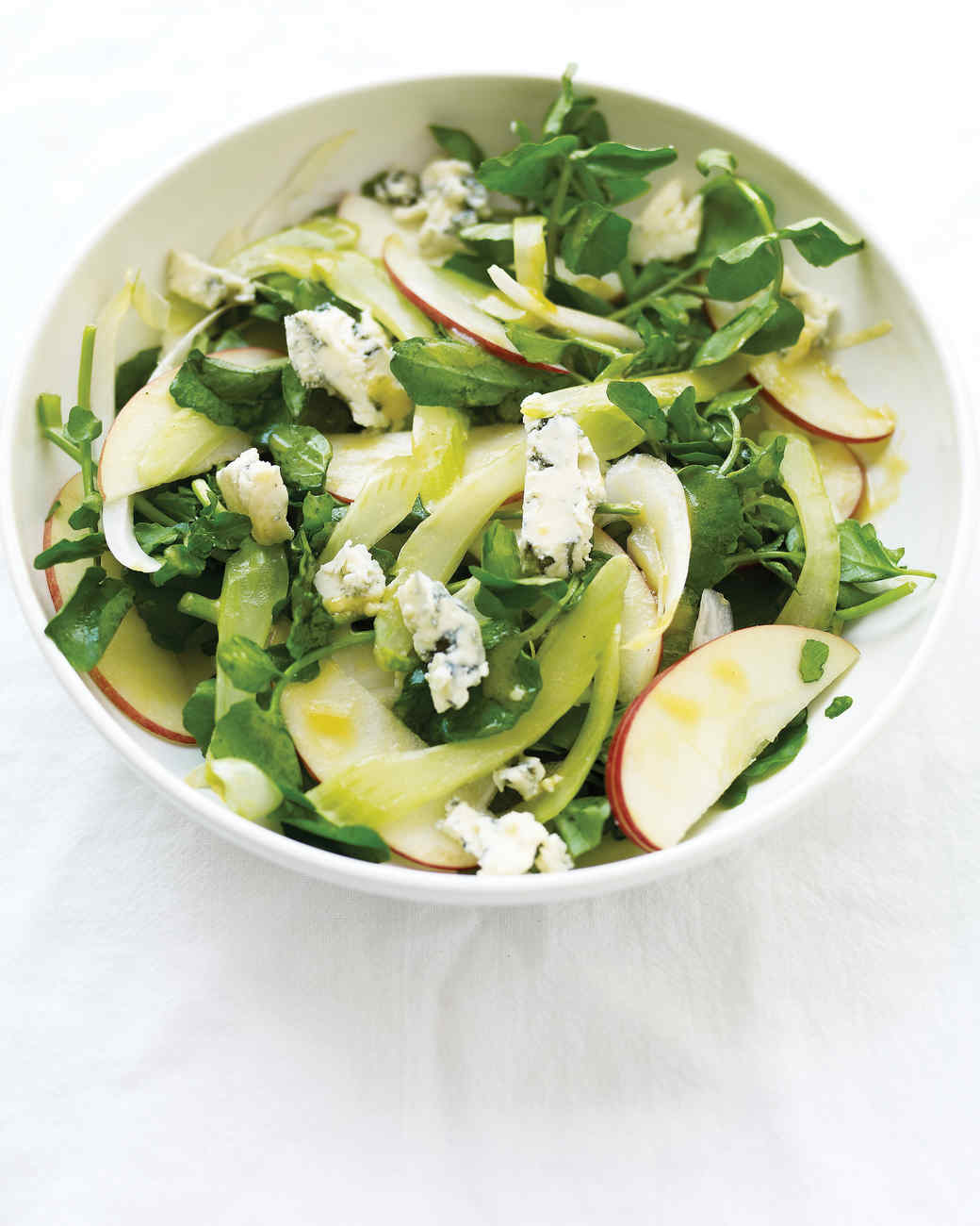 Fall Salad With Maple Vinaigrette Recipe