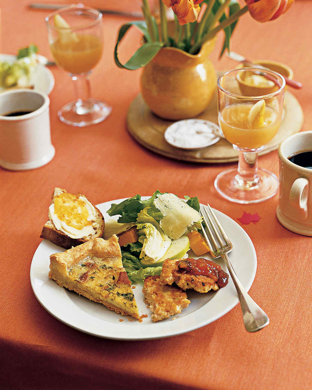 brunch recipes to make this weekend | martha stewart