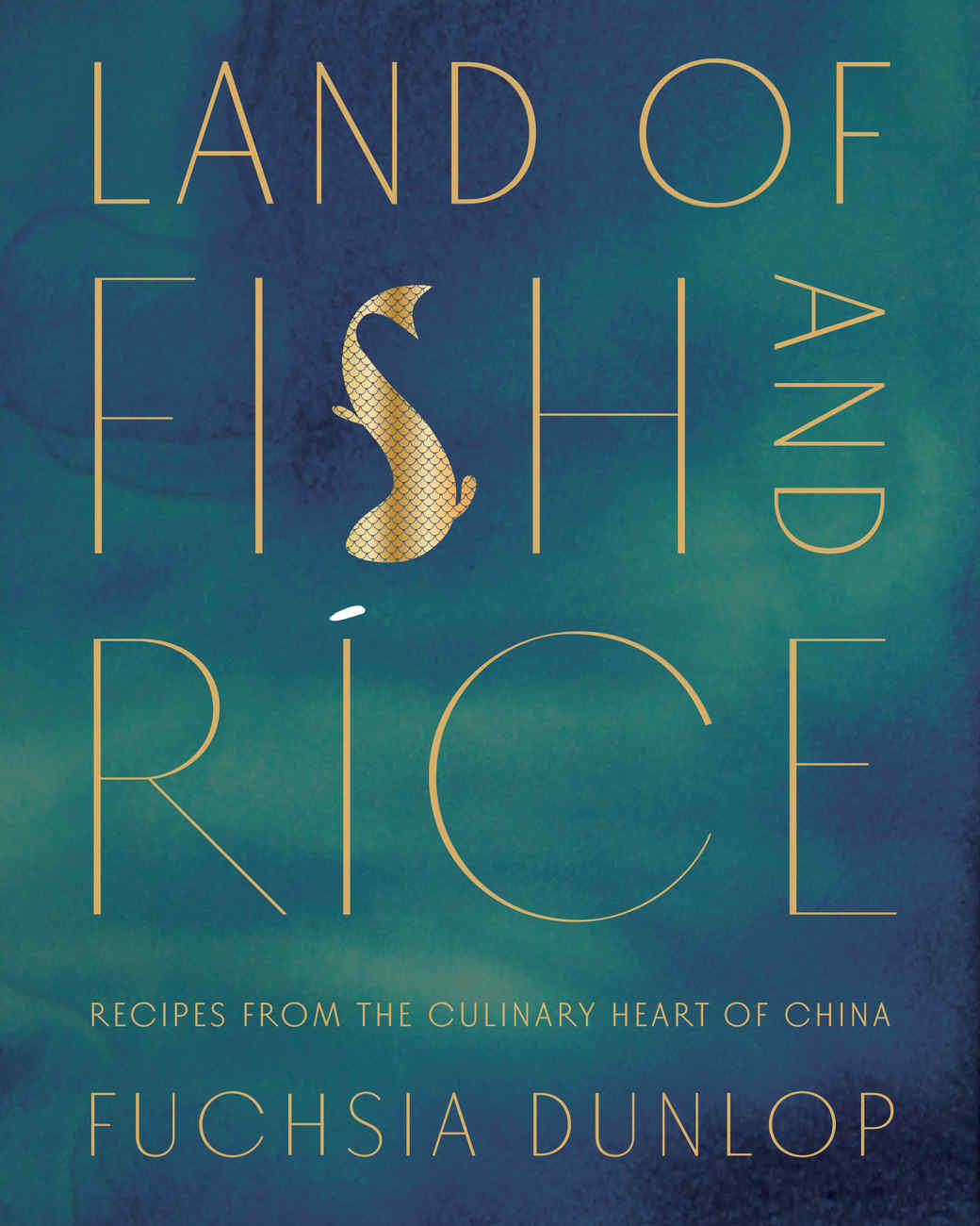 Cover of Fuschia Dunlop's Land of Fish and Rice
